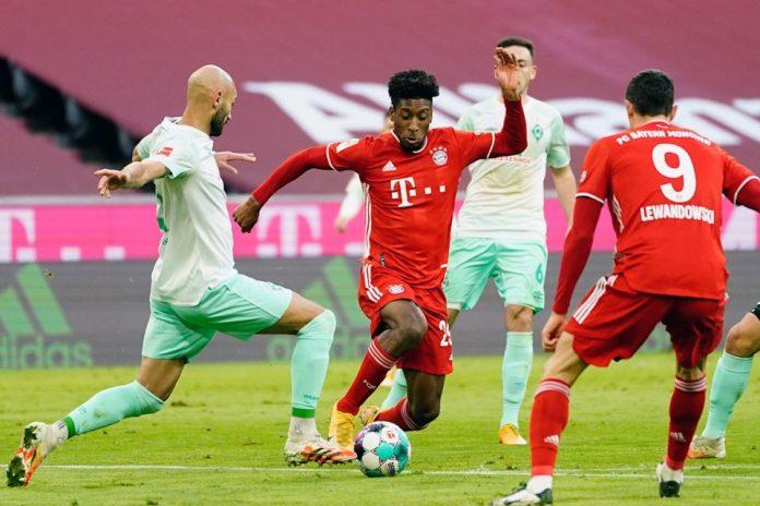 Bayern Gagal Lanjutkan Tren Kemenangan Usai Ditahan Bremen 1-1