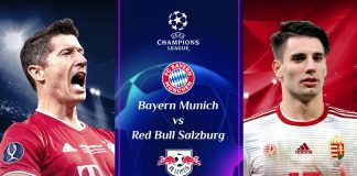 Bayern vs Salzburg: Prediksi, Line Up dan Live Streaming