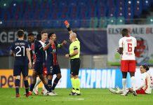 Bermain Dengan 9 Orang, PSG Takluk 1-2 Dari RB Leipzig