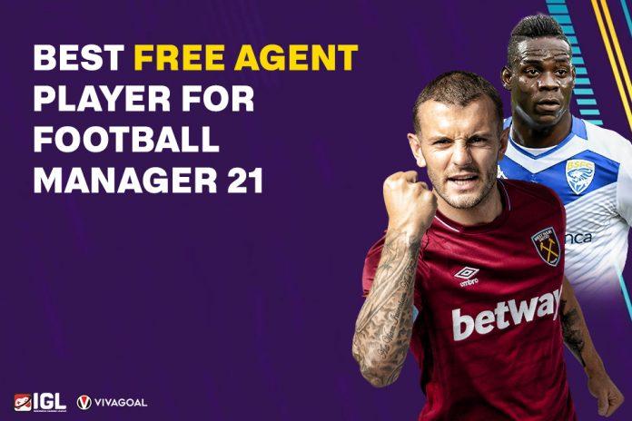 Pemain-Pemain Free Agent Terbaik di Football Manager 21