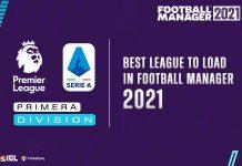 Liga Terbaik untuk di-Download Pada Football Manager 21