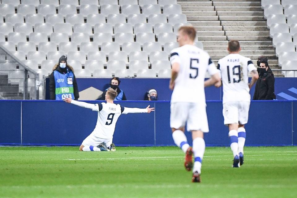 Borussia Dortmund sedang incar pemain muda Timnas Finlandia, Marcuss Forss