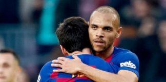 Barcelona Siap Lepas Strikernya ke Tim Inggris