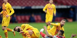 Cedera Ligamen Parah, Musim Gerard Pique Di Barcelona Berakhir