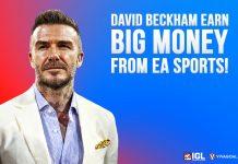 Diam-Diam, Beckham Punya Penghasilan Fantastis dari FIFA 21!
