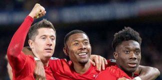 Davies Bayern Munchen