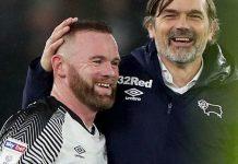 Depak Phillip Cocu, Wayne Rooney Jadi Pelatih Sementara Derby County