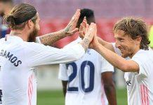 Dibidik PSG, Modric Harap Sang Kapten Tetap Bertahan di Madrid