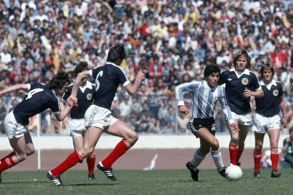 Maradona, Pesepakbola Terhebat Sepanjang Sejarah