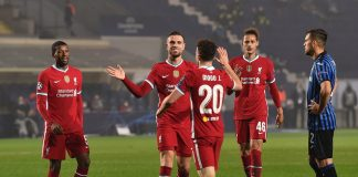 Dihajar 5-0, Gasperini Akui Atalanta Kalah Level dari Liverpool