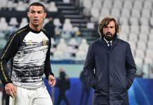 Dinilai Terlalu Bergantung pada Ronaldo, Pirlo Real Madrid Juga Gitu Kok!