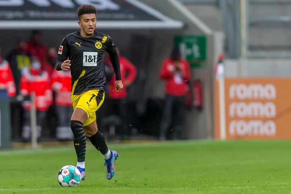 Dortmund Kemungkinan Besar Lepas Jadon Sancho Akhir Musim Ini