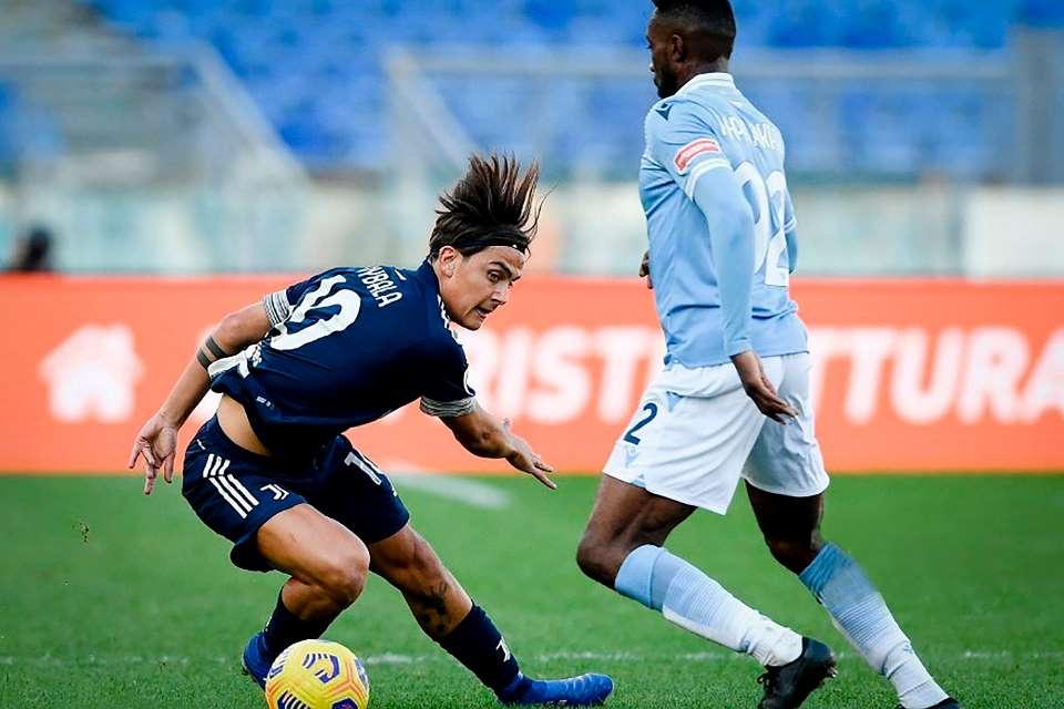Dybala vs Lazio