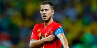 Hazard Positif Covid-19, Pelatih Belgia: Itu Sesuatu Yang Tak Wajar