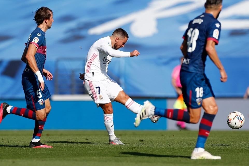 Hazard Akhiri Berpuasa Gol Dalam 56 Pertandingan