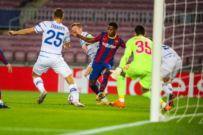 Susah Payah Kalahkan Dynamo, Pique: Barcelona Menurun