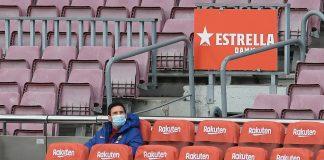 Kali Pertama Cadangkan Messi, Koeman: Dia Kurang Fit