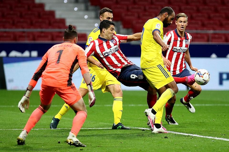 Hajar Cadiz 4-0, Atletico Rajai Puncak Klasemen La Liga