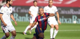 Karena Martin Braithwaite, Barcelona Sudah Lupakan Luis Suarez