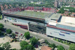 FK Vozdovac Stadium