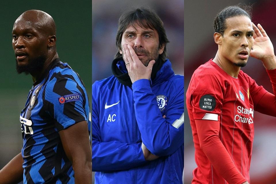 Conte Akui Hampir Rekrut Lukaku dan Van Dijk Saat Masih di Chelsea