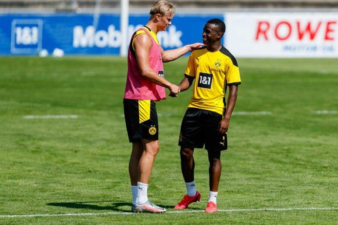 Haaland: Dortmund Punya Talenta Besar