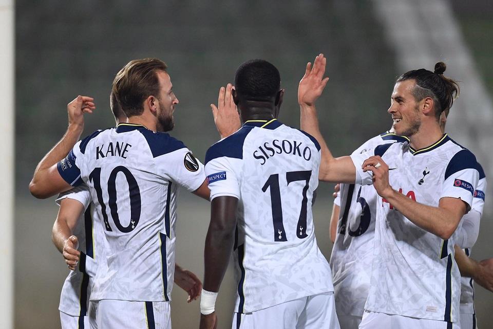Tottenham Berhasil Dapatkan Poin Penuh Usai Kandaskan Tuan Rumah, Ludogorets