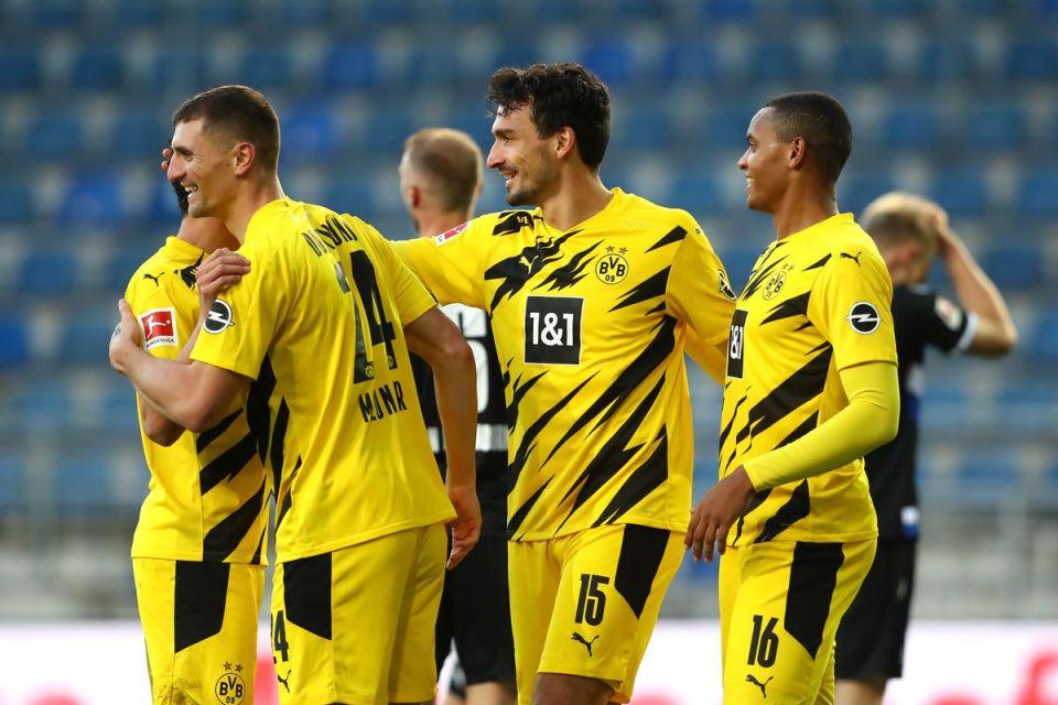 Hasil Bundesliga Jerman Pekan ke-6 Dortmund Tempel Ketat Bayern