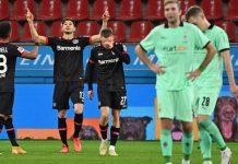 Hasil Bundesliga Jerman Sengit, Leverkusen Kalahkan Gladbach 4-3