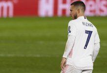 Jebol Gawang Inter, Zidane Senang dengan Performa Hazard