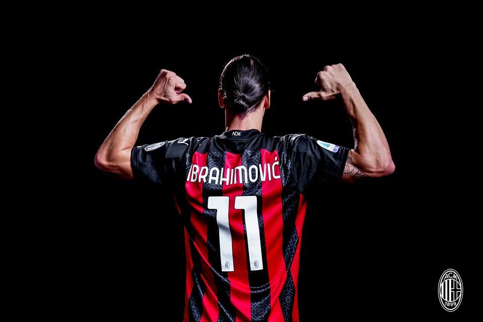 Rahasia Besar di Balik Galaknya Performa Ibrahimovic Bersama Milan