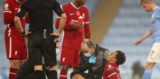 Ngeri, Korban Cedera di Premier League Capai 100 Orang