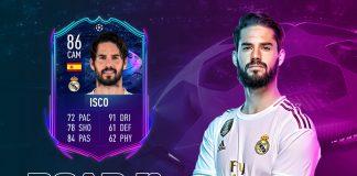 Meski Tak Terpakai, Punggawa Real Madrid Miliki Card Baru di FIFA 21