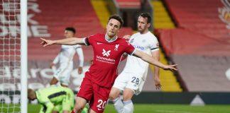 Bikin Gol Lagi, Jota Resmi Pecahkan Rekor di Liverpool