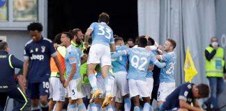 Duel Krusial Lazio v Juventus Berakhir Sama Ketat