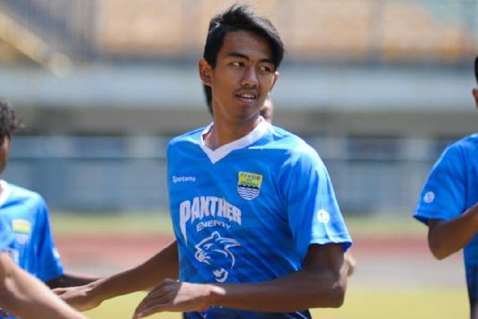 Kakang Rudianto, pemain muda Persib Bandung