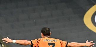 Kembali ke Lapangan dan Cetak Dua Gol, Ronaldo Saya Sudah Kembali!