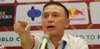 Ketum PSSI Ingatkan Timnas U-19 Untuk Tidak Bosan Latihan