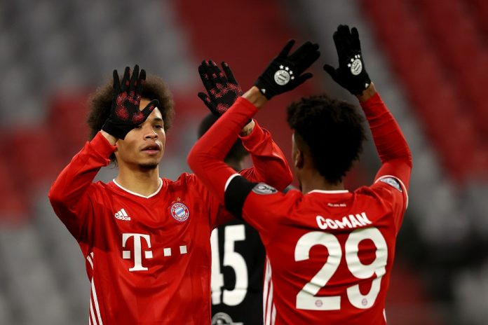 Bayern Munchen Raih Tiga Poin Usai Jamu Salzburg