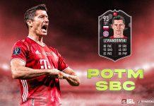 Mesin Gol Bayern Catatkan Diri Sebagai POTM Bundesliga Oktober