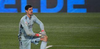 Lagi, Madrid Kalah Akibat Blunder Courtois