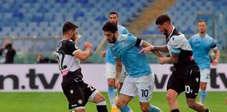 Lazio Terlalu Jemawa, Makanya Kalah Dari Udinese