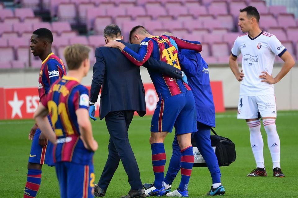 Kemenangan Telak Barcelona atas Osasuna Harus Dibayar Mahal