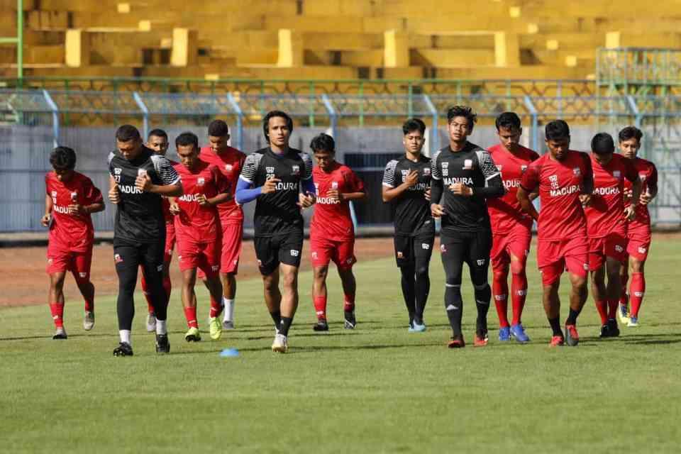 Liga 1 Diundur Lagi, Madura United Tuntut PSSI Tuk Tanggung Jawab
