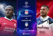 Liverpool vs Atalanta; Prediksi dan Link Live Streaming