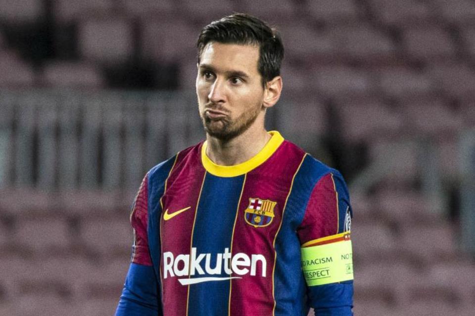 Messi Barca Rakuten