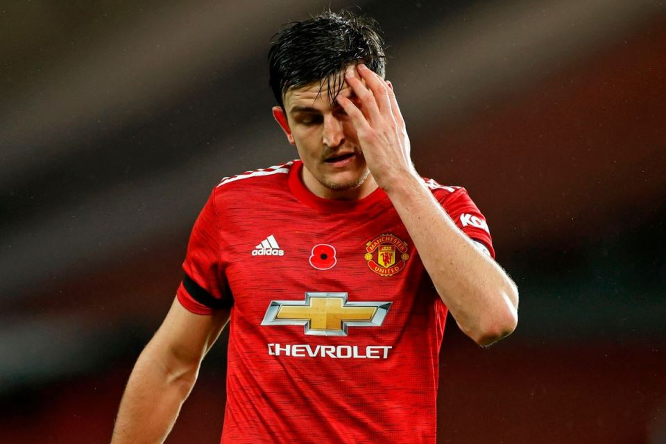 Ferdinand: Maguire Tak Pantas Jadi Kapten United!