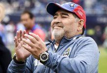 Maradona Dries Martens