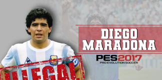 Maradona-Konami-PES
