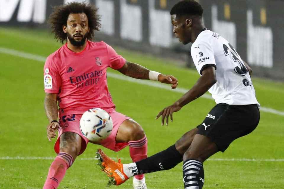 Inter Milan Tertarik Boyong Punggawa Real Madrid